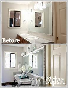 bathroom mirror makeovers bathroom mirror makeover with mirrormate ask anna