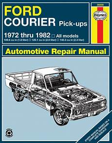 automobile air conditioning repair 1987 ford courier on board diagnostic system ford courier pick ups 72 82 haynes repair manual haynes manuals
