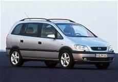 2002 Opel Zafira Comfort 2 2 16v Specifications Fuel