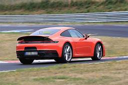 Here's The New 2019 Porsche 911 992  Motor Illustrated