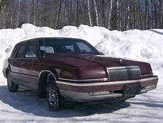 old car repair manuals 1993 chrysler fifth ave instrument cluster snowcrawler20 1993 chrysler fifth ave specs photos modification info at cardomain