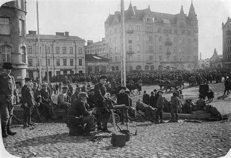 Finnish Civil War