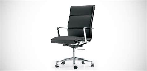 Poltrone Ufficio Direzionali : Poltrona Direzionale In Vera Pelle Una Chair Di Icf Office