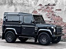 kahn land rover defender harris tweed edition