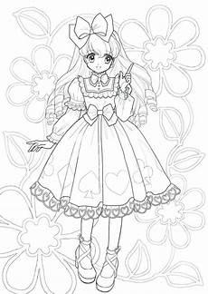 Anime Malvorlagen Novel Ausmalbilder M 228 Dchen Ausmalbilder Malvorlagen