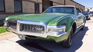 EXCLUSIVE 1969 Oldsmobile Toronado