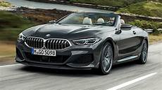 2019 bmw 8 series convertible revealed does 0 60 in 3 8 seconds motortrend