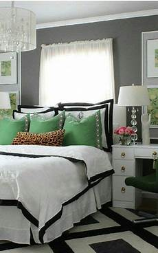 Bedroom Ideas Green And Gold by Black White Gold And Green Colorful Bedrooms In 2019