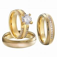 aliexpress com buy unique wedding band anniversary rings men 3 pieces bridal set alliances