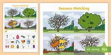 seasons ks2 science worksheets 14852 seasons matching worksheet seasons matching season activity