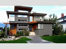 Modern House With Exterior Wall Cladding   Stylish And