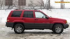 jeep grand zj v8 5 2 1995 тест драйв test drive