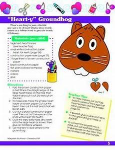 worksheets for preschool 19272 27 best ground hog day images groundhog day day mailbox