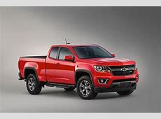 CHEVROLET Colorado Extended Cab specs & photos   2015