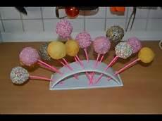 kuchen aus cake pops kuchen lutscher