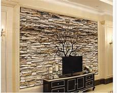 3d wallpaper for room 3d wall trunks silhouette tv