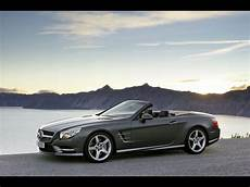 2012 mercedes sl sl 500 front and side 3
