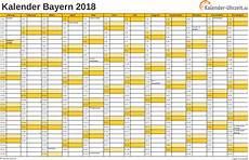 Feiertage 2018 Bayern Kalender
