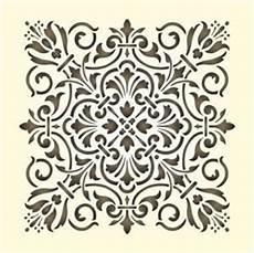 orientalische muster vorlagen kostenlos maler wandschablone schablone historisches ornament 13