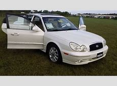 Maryland Hyundai Dealer Preston used car sale 2003 Hyundai