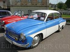 Modification Of Car And Motorcycle Wartburg 311 Coupe