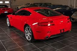 Aston Martin Vantage Black And Red  Cars