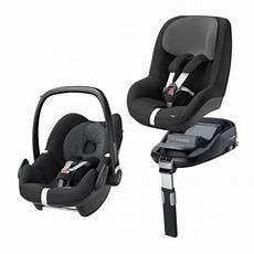 maxi cosi pebble familyfix base car seat review