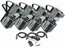 Chauvet Dj Asy 600pk1 Intimidator Pack 4 Intimidator 1 0