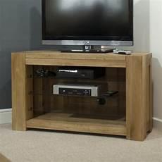 tv eckschrank modern pemberton solid oak living room furniture corner