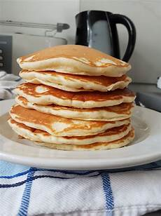 fluffy american style pancakes recipe all recipes uk