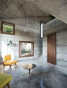 beton design wohnen in beton valverde architektur