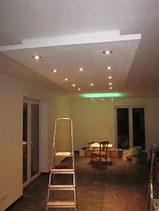 led spots deckenbeleuchtung by innenarchitektur indirekte