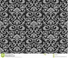 nahtloses weinlese tapeten muster stock abbildung bild