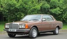 1978 mercedes w123 280 ce coupe auto sherwood