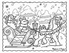 free coloring pages winter at getcolorings