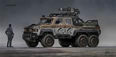 artstation titanfall 2 samson truck danny gardner sci fi vehicle pinterest equipamentos