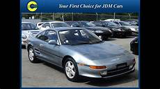 1992 toyota mr2 gt s turbo manual rwd only 71k s for sale