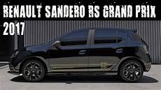 dacia sandero prix 2017 2017 renault sandero rs grand prix