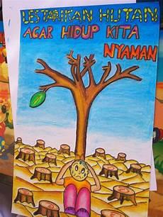 Kawoel S Gambar Poster Lingkungan Hidup Adiwiyata