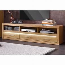 meuble tv bas bois meuble tv bas fa 231 ades bois massif largeur 170 cm un