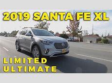 2019 Hyundai Santa Fe XL Limited Ultimate Review   DGDGTV
