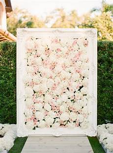 gallery flower wall ideas wedding ideas flower wall inspiration for your ceremony