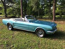 1965 Ford Mustang Convertible For Sale 82665  MCG