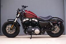2017 Harley Davidson Sportster Forty Eight Review Mid