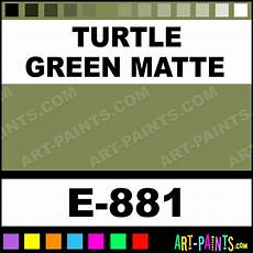 paint color turtle green turtle green matte glaze ceramic paints e 881 turtle green matte paint turtle green