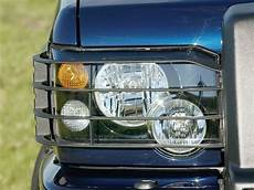 land rover discovery 2 2003 2004 front light guard