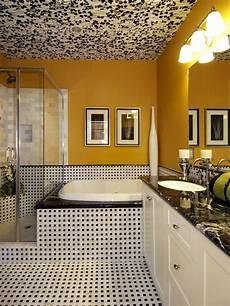 yellow bathrooms 7 bright ideas hgtv