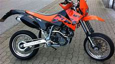 Ktm Lc4 Supermoto - ktm 640 lc4 2001
