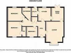 three bedroomed bungalow house plans 3 bedroom bungalow floor plan three bedroom bungalow floor