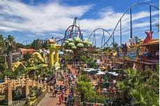 Amusement Park Quot Port Aventura Quot Spain Stock Editorial
